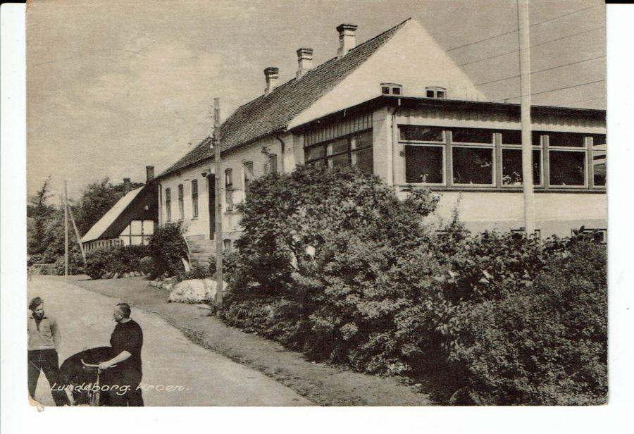 Lundeborg-kroen 1963, 1