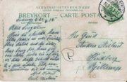 Roskilde Domkrike 1915, 2