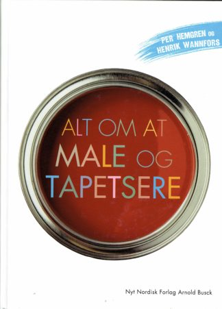 Alt om at male og tapetsere