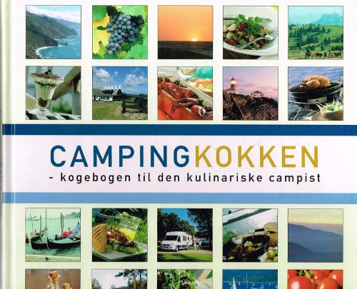 Campingkokken - kogebogen til den kulinariske campist