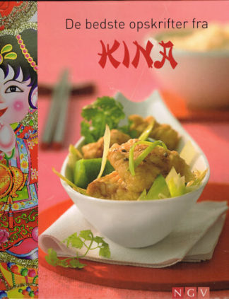 De bedste opskrifter fra Kina