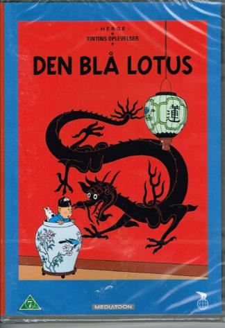 Den blå lotus. Tintins oplevelser
