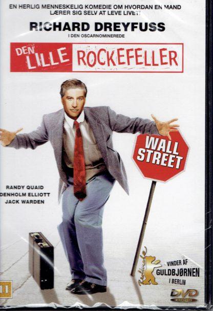 Den lille Rockefeller, dvd