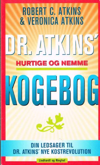 Dr. Atkins' hurtige og nemme kogebog