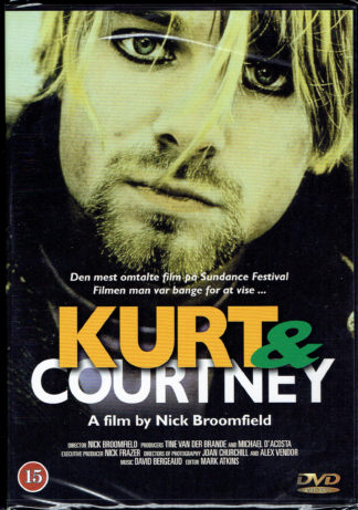 Kurt og Courtney