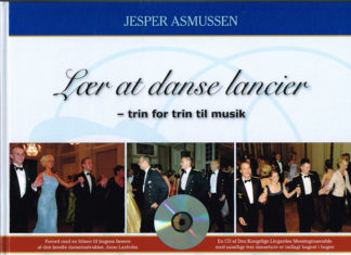 Lær at danse lancier - trin for trin til musik