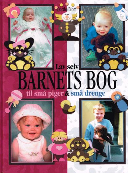 Lav selv barnets bog til små piger og små drenge