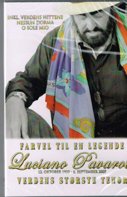 Pavarotti, verdens største tenor