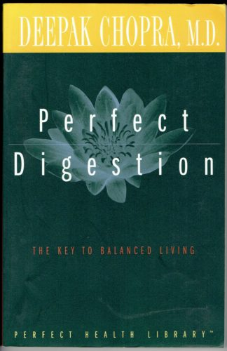 Perfect digestion. The key to balanced living