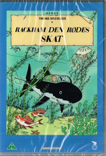 Rackham den Rødes skat. Tintins oplevelser