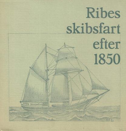 Ribes skibsfart efter 1850