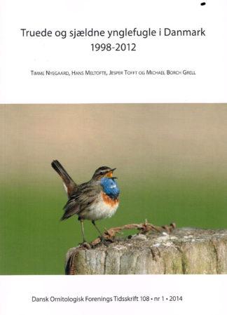 Truede ynglefugle i Danmark 1998-2012