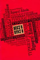 Typograftidende 100 år (1874-1974)